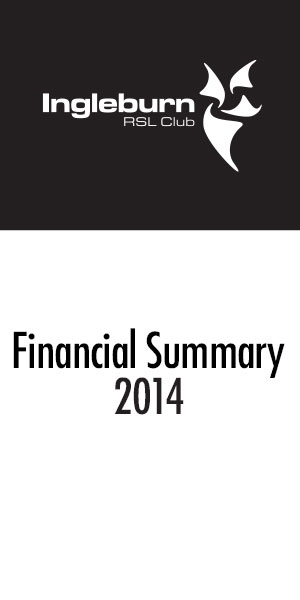 2014 Financial Summary