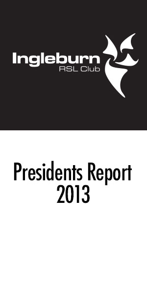 2013 Presidents Report