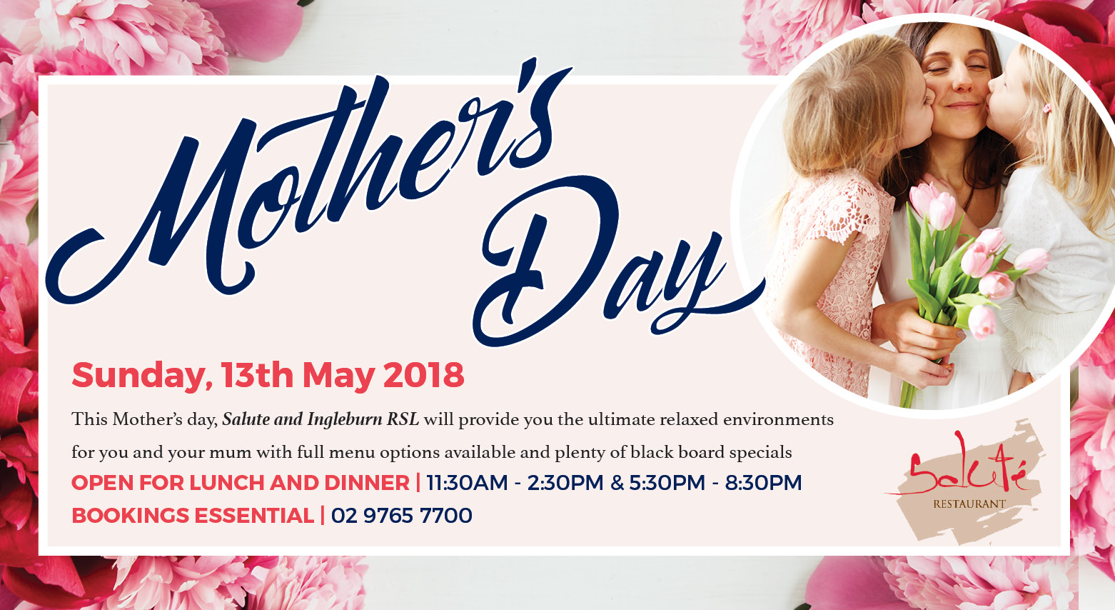 Mothers Day Ingleburn RSL Club