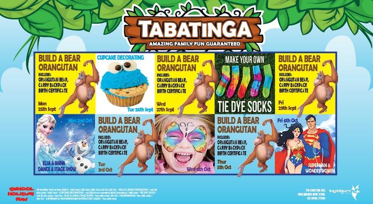 Tabatinga School holiday fun