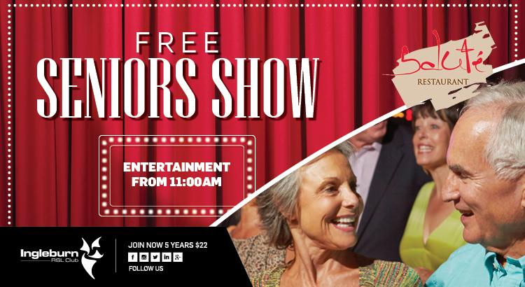 FREE Seniors Show