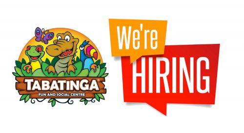 we are hiring TABATINGA 2017