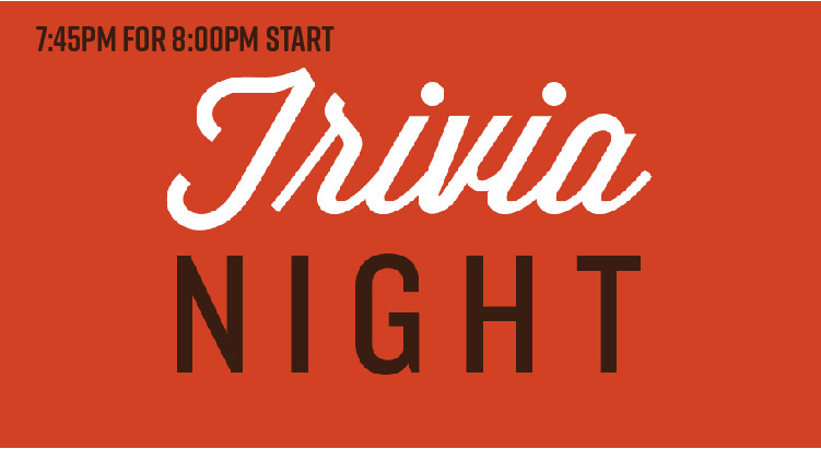 Trivia Thursday Nights Ingleburn RSL