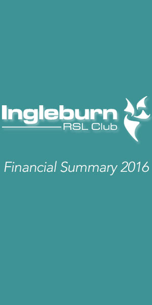 Financial Summary 2016