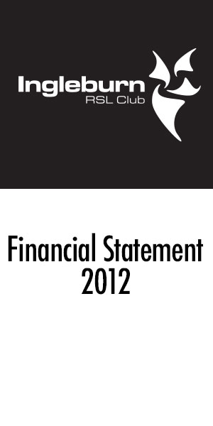 2012 Financial Summary