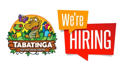 we are hiring TABATINGA 2017