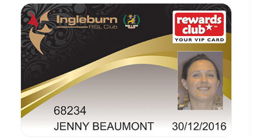 Ingleburn RSL | Membership | Rewards Card
